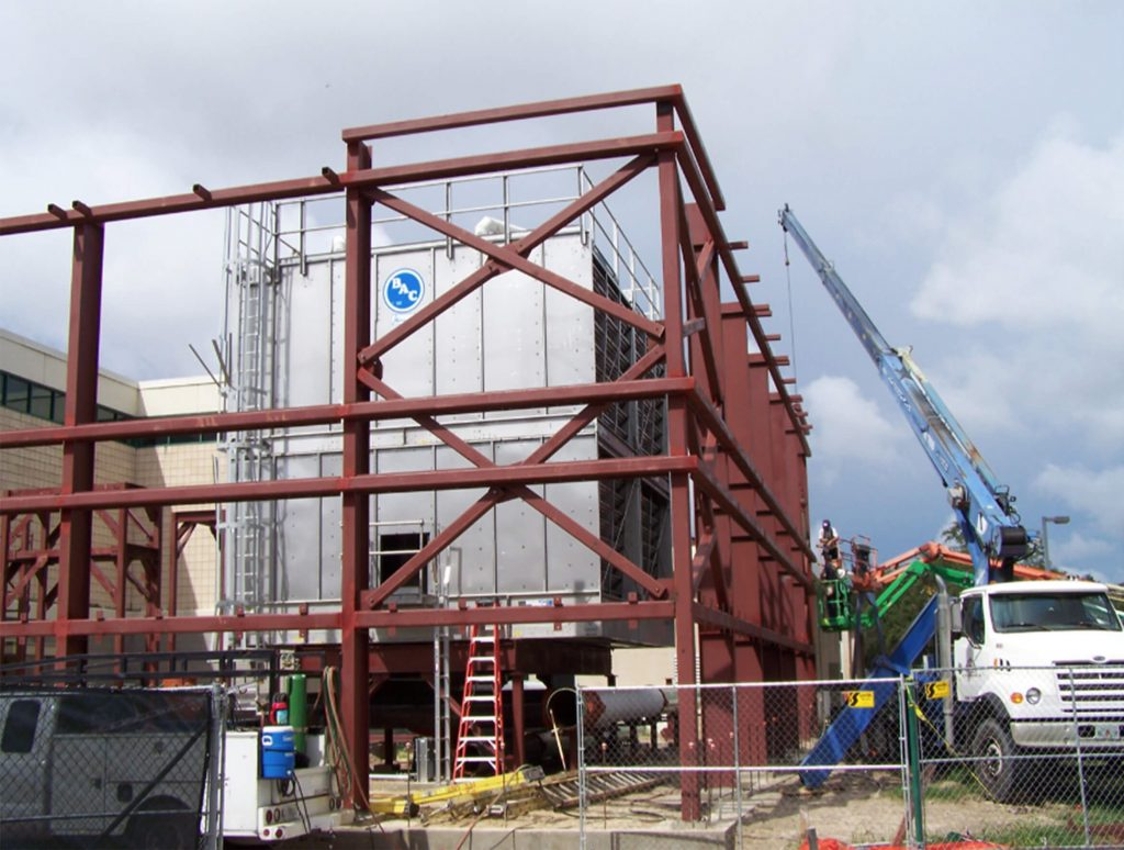 USF Northwest Chiller Plant