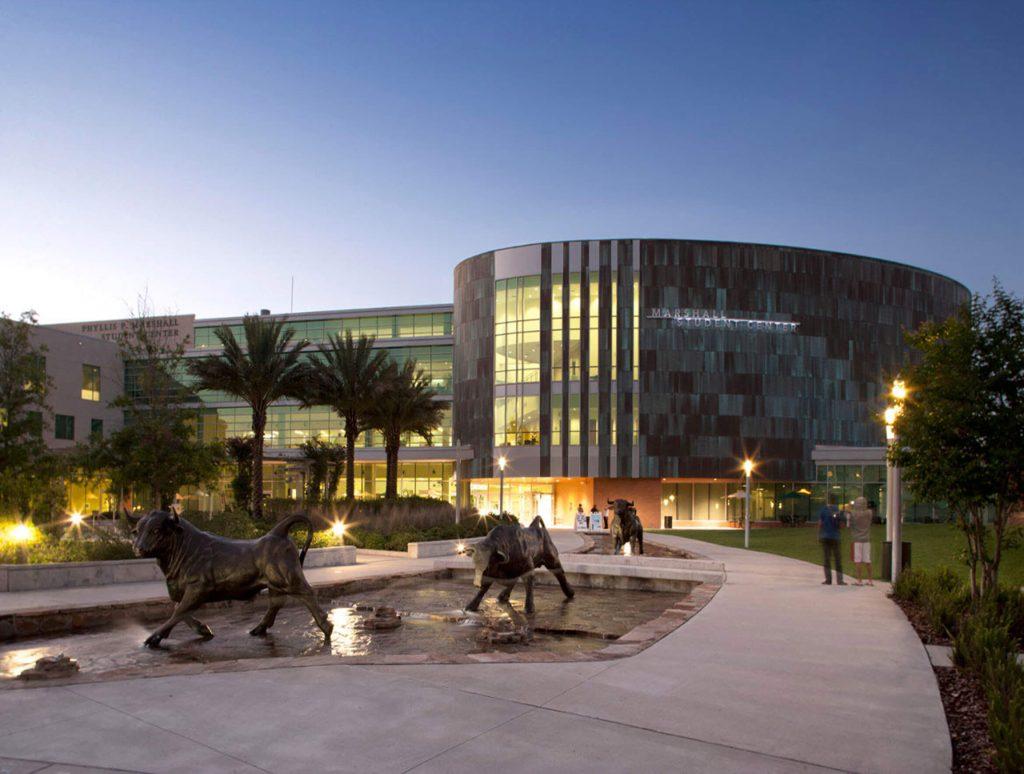 USF Marshall Center